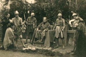 I Capel, foto storico